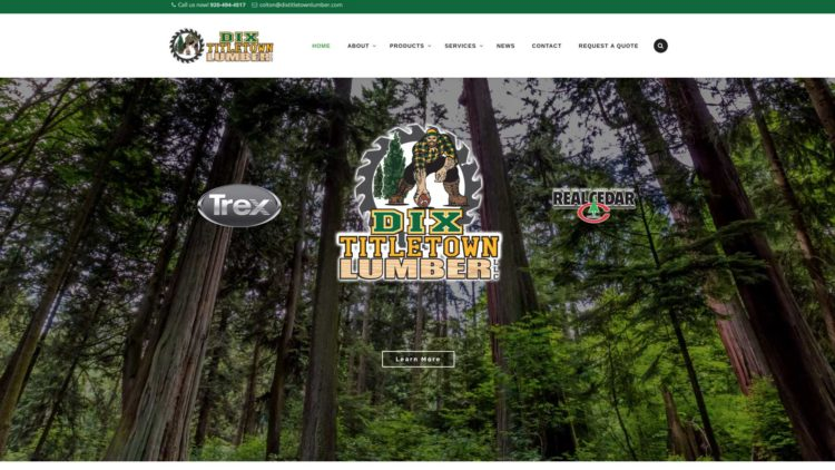 Dix Titletown Lumber